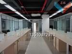 深圳美隔厂家生产光明办公玻璃隔断