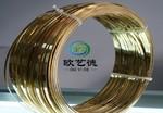 C2720硬態-半硬-軟態黃銅扁線