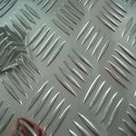 熱賣1060 5052花紋鋁板 防滑鋁板