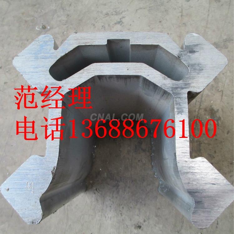 鑿岩機臺車導軌鋁型材鋁合金推進梁