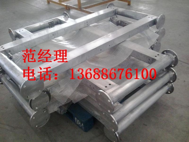 電力設備鋁型材結構框架焊接專用