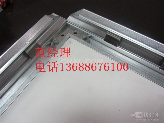专业广告牌铝合金框架、铝材框架