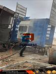 工程电梯除锈喷砂机