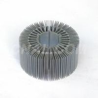 供应散热器铝型材 太阳花铝型材