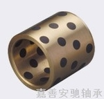 SPB自润滑轴承,石墨铜套,含油铜套