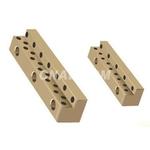 SOL型滑塊,銅壓條,自潤滑銅導板