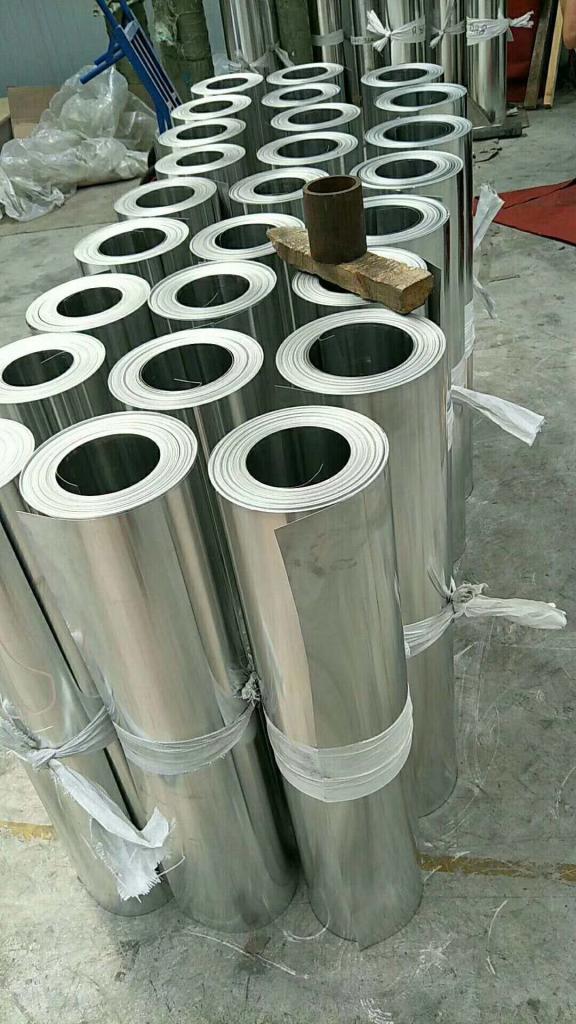 0.8毫米電廠保溫鋁板價格一平方價格