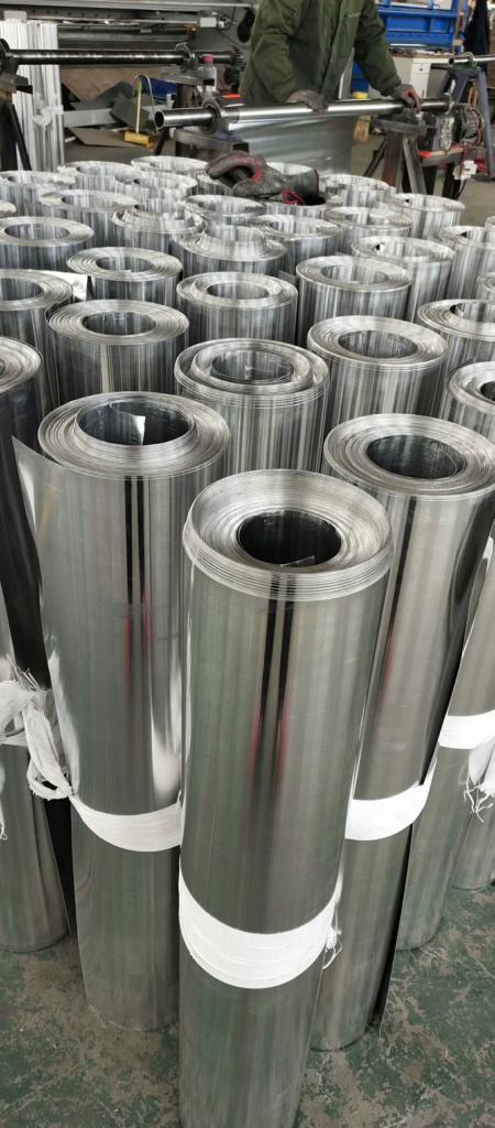 1060純鋁帶鋁卷帶鑫合鋁業