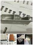 瓷砖橱柜铝材 全铝合金柜体铝材