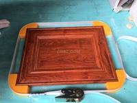 木纹转印全铝橱柜门板铝材