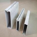 仿木纹铝方通 吊顶铝方通厂家厂