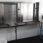 大连传菜梯铝材-自动传菜梯铝材