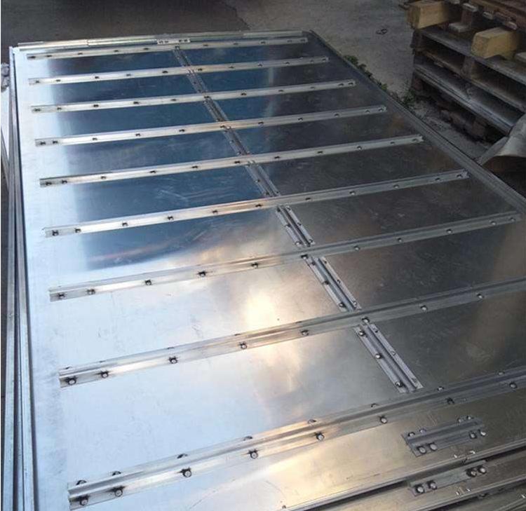 黑色氟碳噴涂鋁板