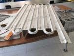 铝管水冷板焊接