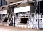 節能節損高效斜爐門組合熔鋁爐