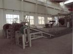 供應熔鋁爐軌道式鋁錠鑄造機