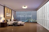 供應生產鋁合金百葉窗、百葉門、錯位百葉屏風