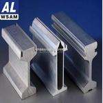 西铝6101铝型材 高速列车用铝型材