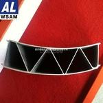 西南铝6005铝型材  挤压型材