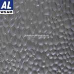 西南铝5052桔皮铝板 花纹铝板