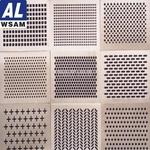 西南铝3003冲孔铝板5052冲孔铝板