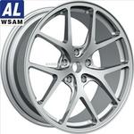 西铝5754铝轮毂 卡车轮毂 螺旋桨