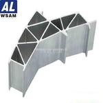 西南铝6162铝型材  工业铝型材