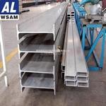6063地铁列车结构铝合金挤压型材