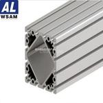 西铝5083铝型材 挤压铝型材与管材