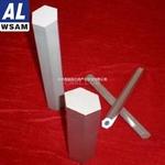 西南铝2024铝棒  六角铝棒