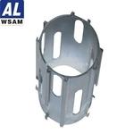 6063电机外壳用铝合金型材
