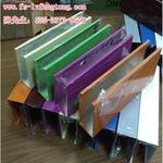 唐山U型木紋鋁方通廠家