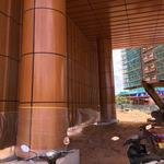 氟碳铝单板幕墙 吊顶铝单板厂家