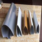 挤压铝型材方通 型材铝方通厂家