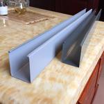 木紋U型槽方通 規格可定制