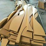 铝方通造型吊顶 铝合金方通厂家