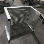 供应铝单板空调罩 厂家定制