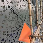 冲孔幕墙铝单板厂家 孔形可定制
