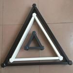 型材組合三角形鋁格柵