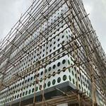 墙面冲孔铝单板 冲孔铝板价格