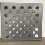 户外冲孔铝单板幕墙厂家定制
