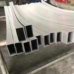 鋁型材方管 木紋鋁方管規格齊全