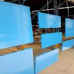 鋁板門頭_柱飾鋁單板定制廠家
