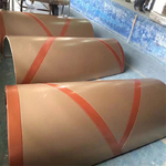厂家定制铝幕墙单板_柱饰铝单板