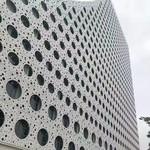 冲孔铝单板厂家免费设计排孔
