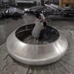 氟碳漆双曲铝单板价格