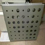 冲孔铝板定制_冲孔铝单板幕墙厂家