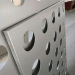 来图定制冲孔铝板 冲孔铝单板厂家