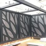 铝单板幕墙定制 铝单板安装欧百得