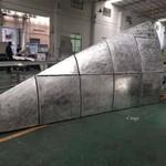 厂家定制造型双曲铝单板